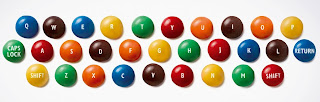 Aurore Taupin Blog A-List M&M's