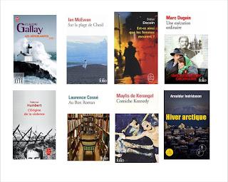 Aurore Taupin blog A la bonne page Livres de poche pour les vacances