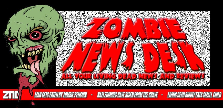 Zombie News Desk