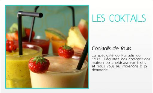 Le paradis du fruit bons plans sorties paris - Le paradis du fruit opera ...