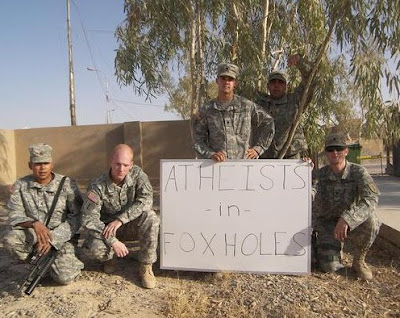 Foxhole Atheists