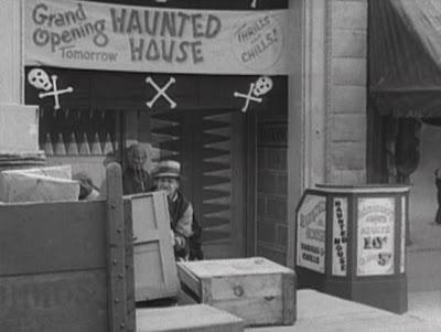 """Hide And Shriek"" (1938) The Little Rascals"