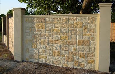 Concrete Forms Concrete Fence Formwork