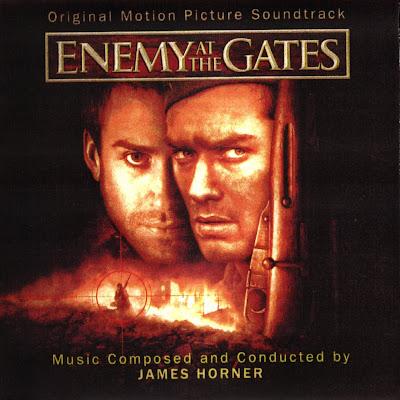 Soundtrack central enemy at the gates for Enemigo a las puertas
