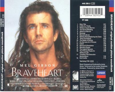 braveheart soundtrack lyrics