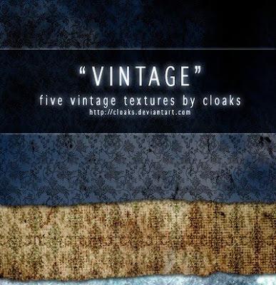 texture vintage