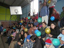 Dia del Niño con Payasos, juegos y golosinas