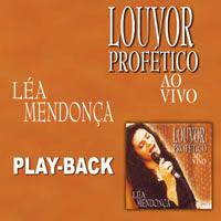 g109804 Lea Mendonca   Louvor Profetico (Voz e Pb)