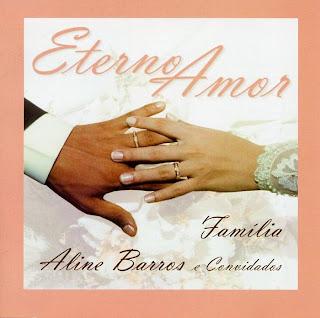 Aline Barros   Eterno Amor (Voz e Pb)