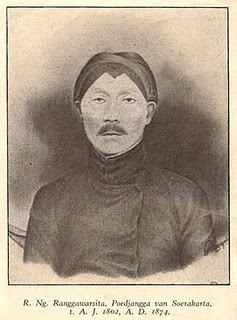 Ronggowarsito-Jayabaya Mitos Merapi