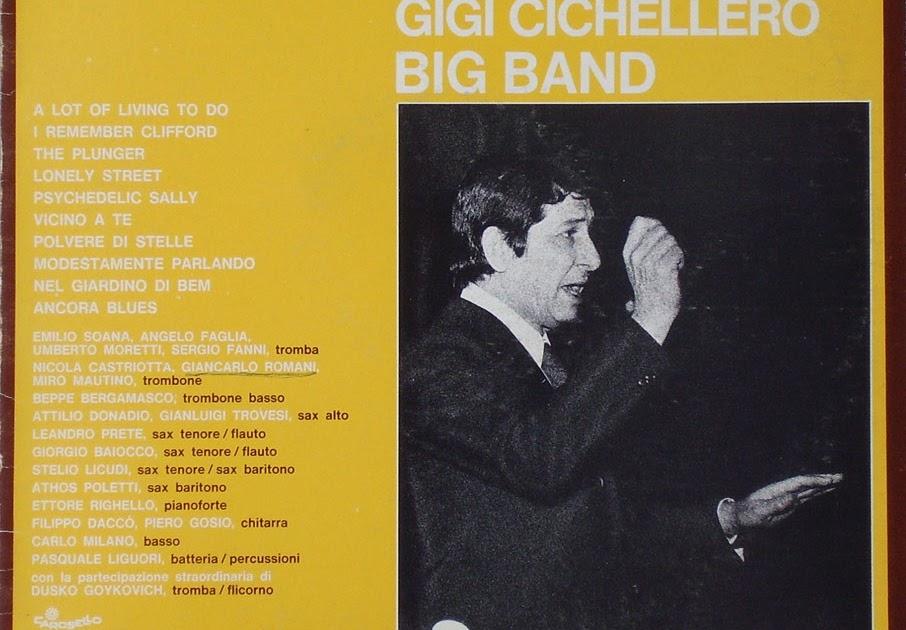 Gigi Cichellero Big Band - Stereo Hi-Fi Experience