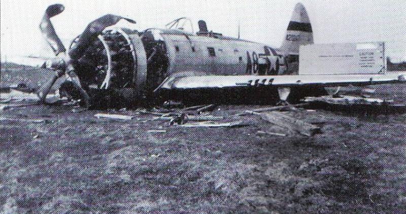 Photo parue dan... P 47d Thunderbolt