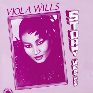 Viola Wills  -  Stormy Weather 1982 12 inch