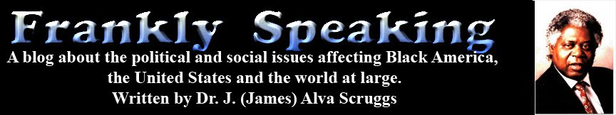 Frankly Speaking by Dr. J. (James) Alva Scruggs
