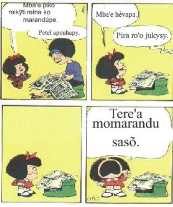 Tag Traductor De Frases Del Español Al Guarani