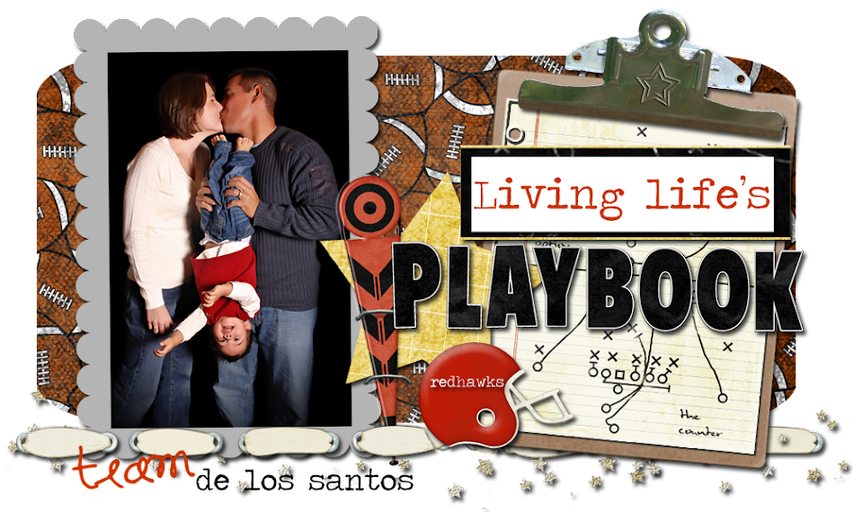 "Living Life's ""Playbook"""