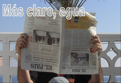Ms claro, agua