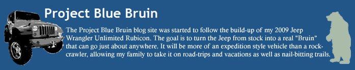 Project Blue Bruin