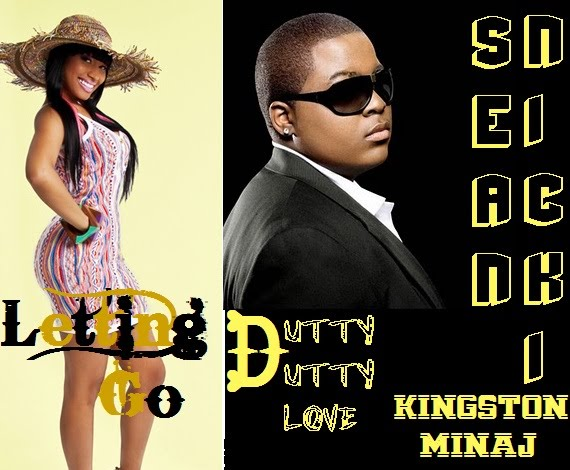 Letting Go (Dutty Love) - Sean Kingston Feat. Nicki Minaj