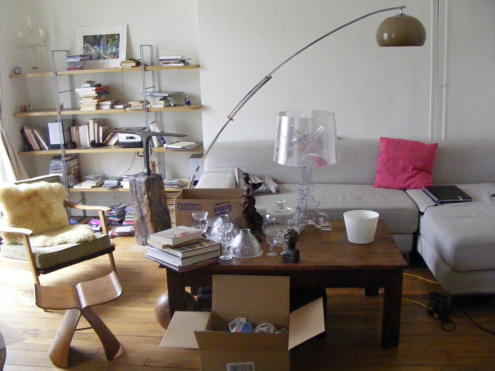 un nid paris les cartons de d m nagement no l avant l 39 heure. Black Bedroom Furniture Sets. Home Design Ideas