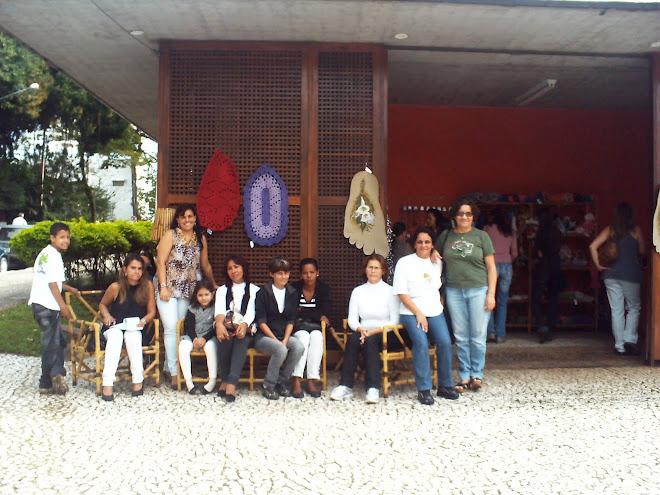 Participantes da Economia Solidária...