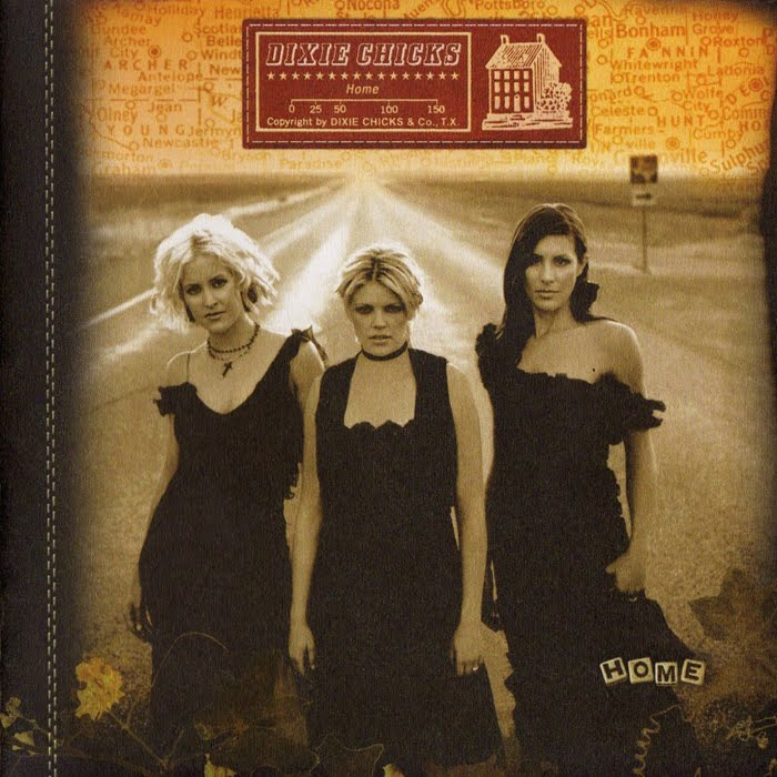 Dixie Chicks Home Vinyl Records, LP,