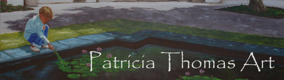 Patricia Thomas Art