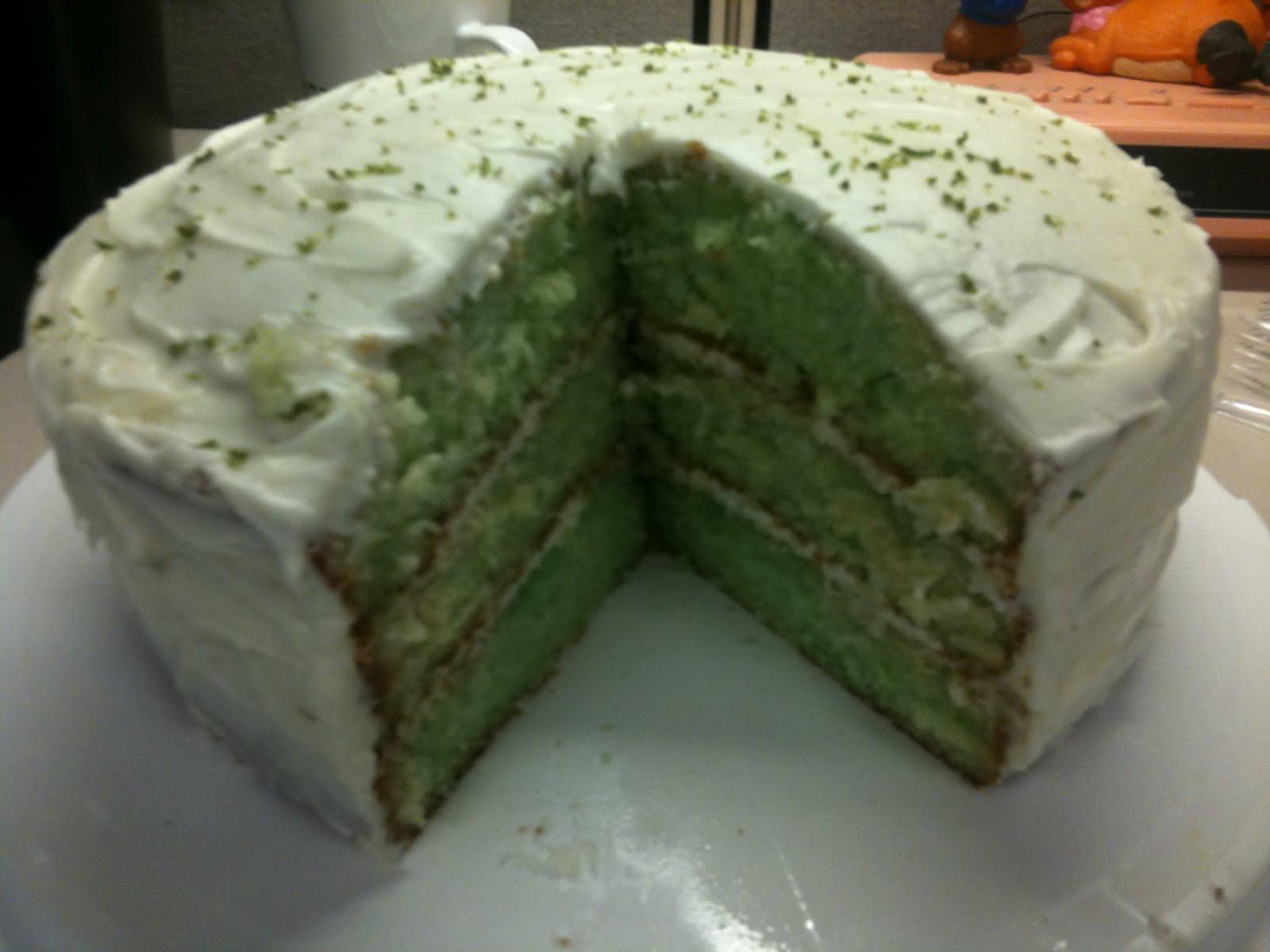 Trisha S Key Lime Cake Receipe