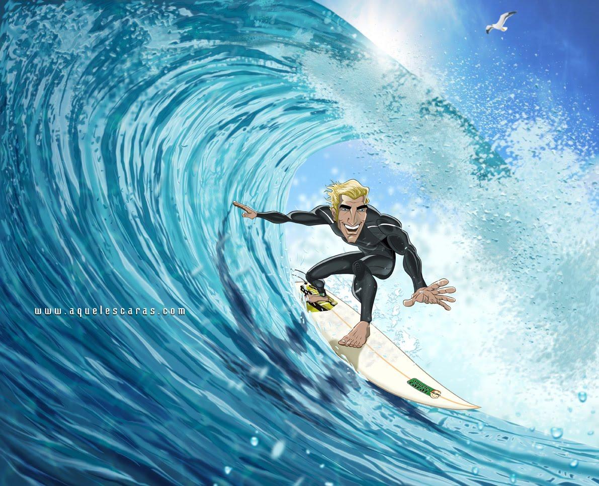 Desenhos De Surfistas Para Colorir Imagixs Picture