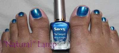 Savvy Electric Blue
