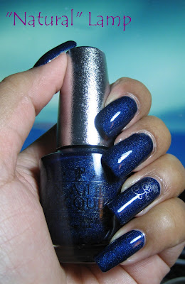 OPI Designer Series Fantasy - Konad plate m40