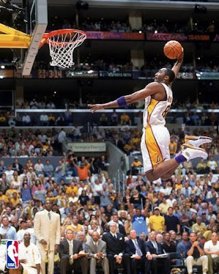 kobe bryant dunk wallpaper. Sports Champion: Kobe Bryant