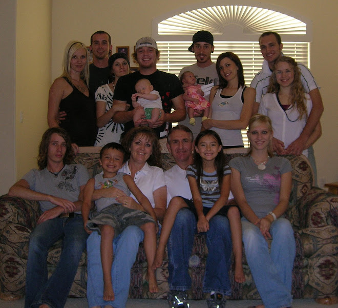 Morris-Bowman Family July 2007