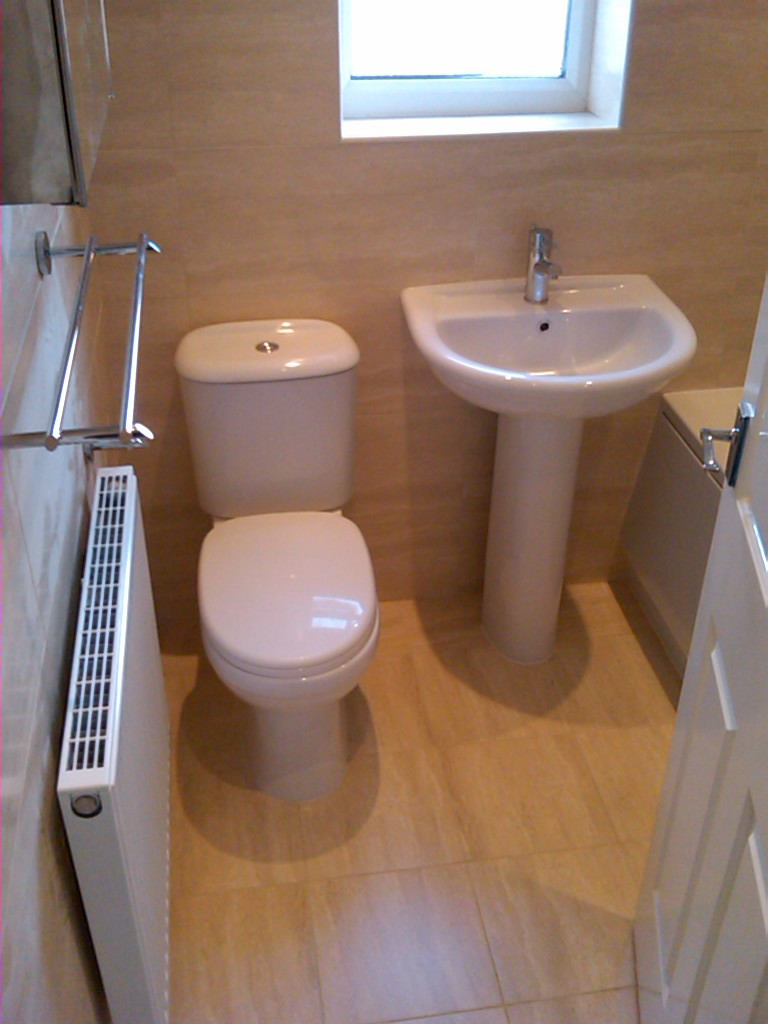 Elm kitchens and joinery 3 piece bathroom suite in for Bathroom 3 piece suite