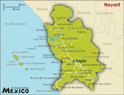 turismo geografia latinoamerica mexico jalisco municipio puerto :