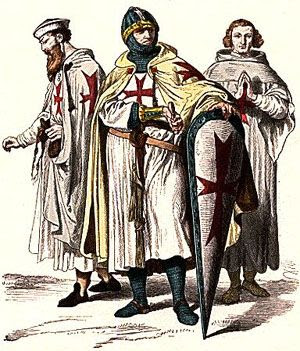 The idea of the Knights Templar is a very powerful meme and has a    Templar Knights