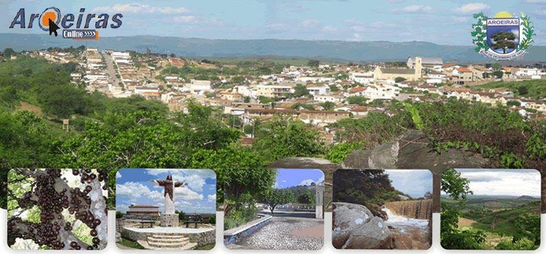 Fotos de Aroeiras-Pb