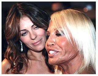 Donatella Versace Bad Nose Jobs