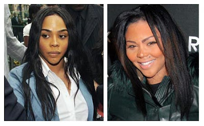 health and cool lil kim before plastic surgery lil kim before and after 400x247