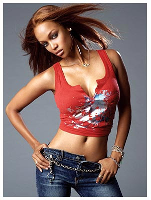 Tyra Banks Before And After