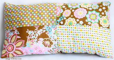 dream pillow, jenjie's stuff, etsy