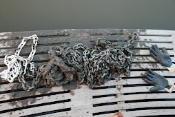Stern Anchor Chain