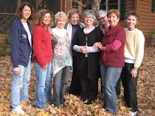 October 2010 Retreat Gals