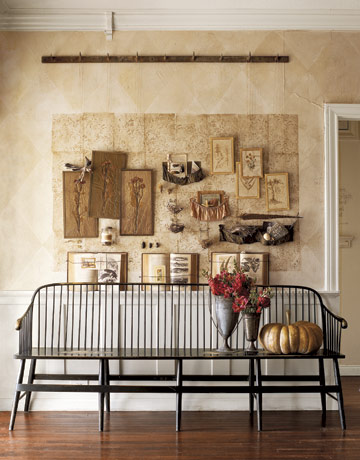 Wallmarks: Design: Modest Entryways