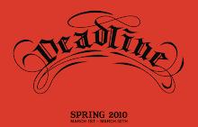 Deadline Spring 2010