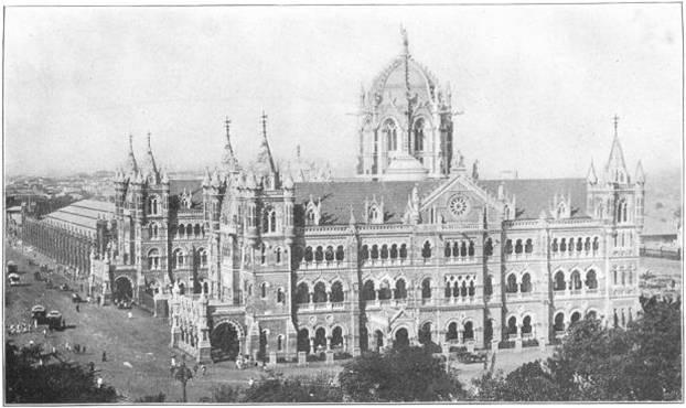 VT Station 2 - Mumbai aka Bombay