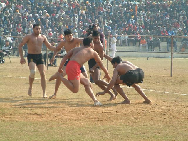 TOURNAMENT kabaddi
