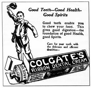 Colgate Ribbon Dental Cream