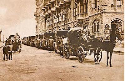 Taj Hotel - Then