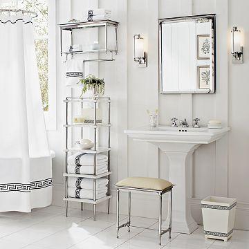 little bits of lovely: bathroom love